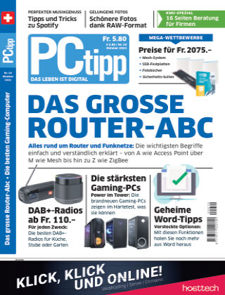 PCtipp 10/2021