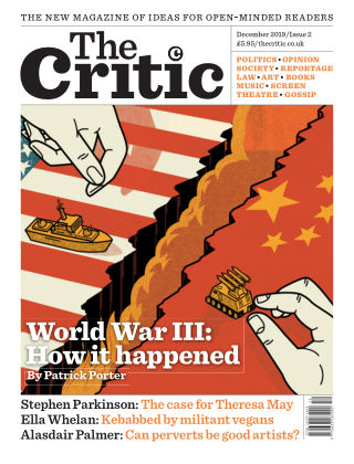 The Critic December 2019