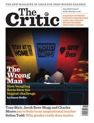 The Critic June 2020