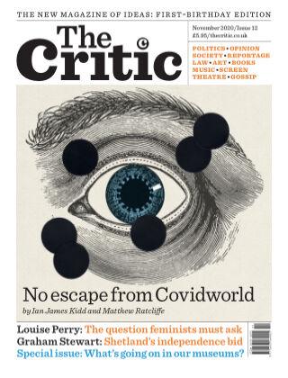 The Critic November 2020