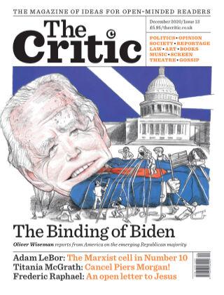 The Critic 2020-10-28