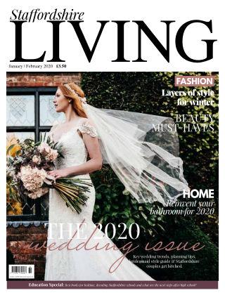 Staffordshire Living Jan/Feb 2020