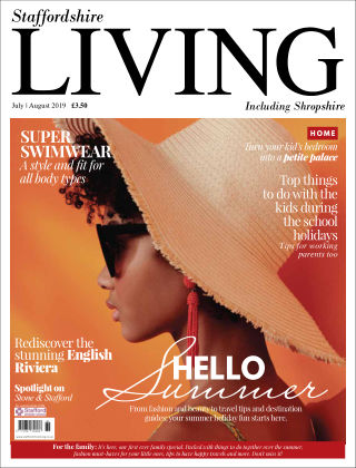 Staffordshire Living July/Aug 2019