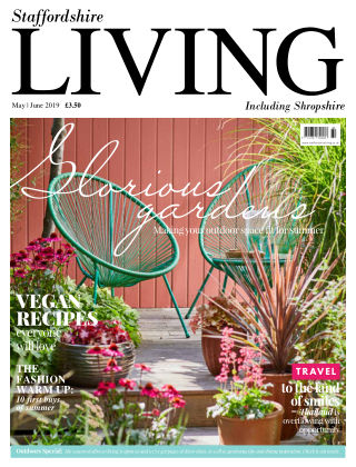 Staffordshire Living May/June 2019