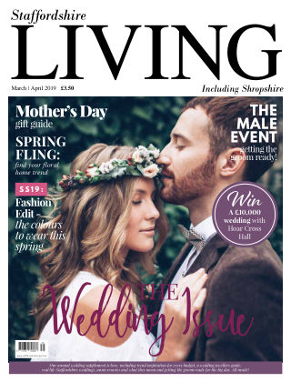 Staffordshire Living March/April 2019
