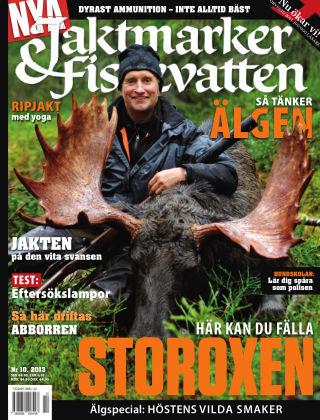 Jaktmarker & Fiskevatten 2013-09-17