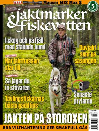 Jaktmarker & Fiskevatten 2017-08-22