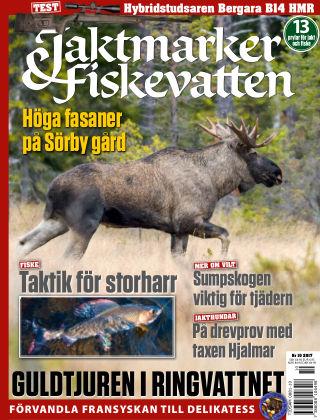 Jaktmarker & Fiskevatten 2017-09-26