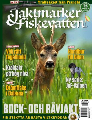 Jaktmarker & Fiskevatten 2018-08-02