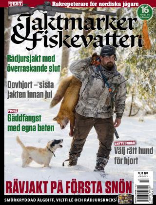 Jaktmarker & Fiskevatten 2018-11-27