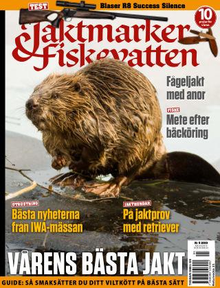 Jaktmarker & Fiskevatten 2019-04-25