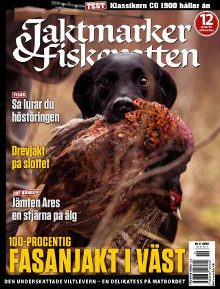 Jaktmarker & Fiskevatten 2019-10-24
