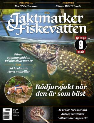 Jaktmarker & Fiskevatten 2020-05-20