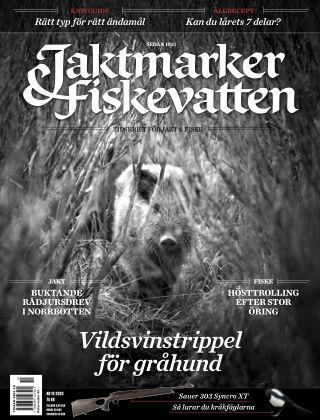 Jaktmarker & Fiskevatten 2020-09-23