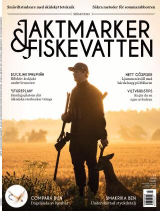 Jaktmarker & Fiskevatten 2021-07-20
