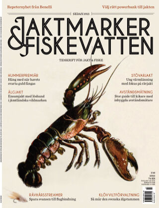 Jaktmarker & Fiskevatten 2021-09-28