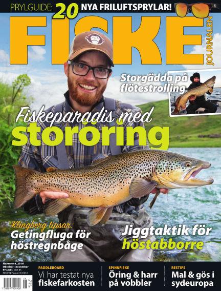 Fiskejournalen September 29, 2016 00:00