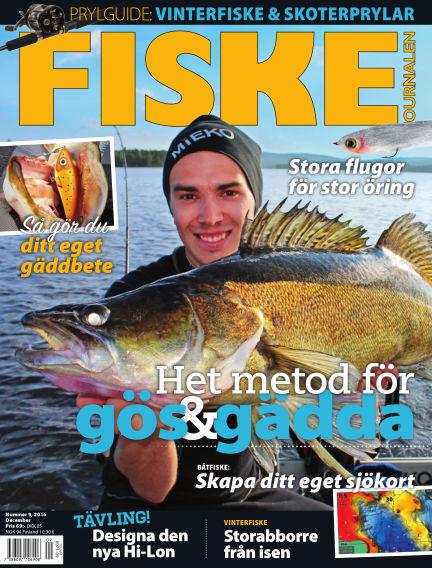 Fiskejournalen November 22, 2016 00:00