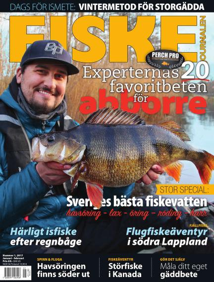 Fiskejournalen December 29, 2016 00:00