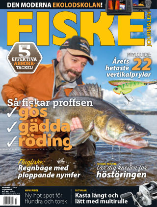 Fiskejournalen 2017-08-29