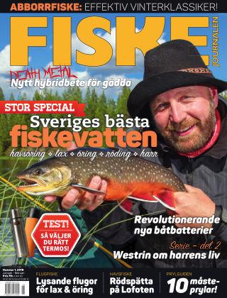 Fiskejournalen 2017-12-21