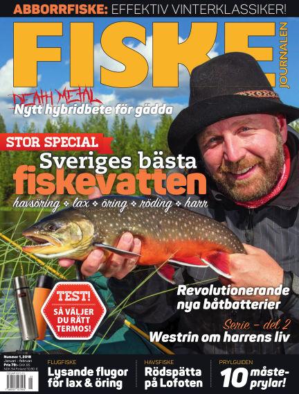 Fiskejournalen December 21, 2017 00:00