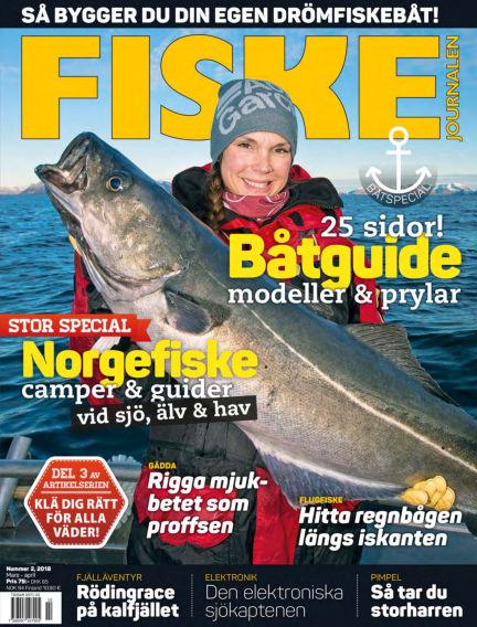 Fiskejournalen February 20, 2018 00:00