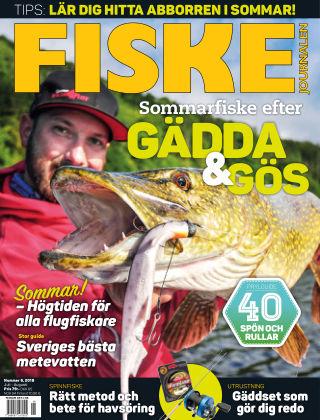 Fiskejournalen 2018-07-05
