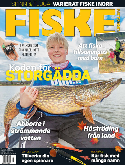Fiskejournalen October 16, 2018 00:00