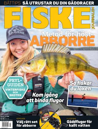 Fiskejournalen 2018-11-20
