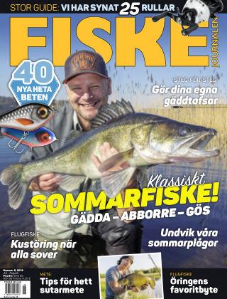 Fiskejournalen 2019-06-27
