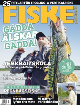 Fiskejournalen 2019-08-27