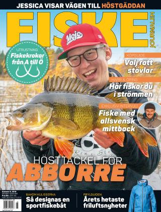 Fiskejournalen 2019-10-10