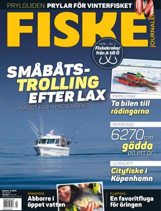 Fiskejournalen 2019-11-19