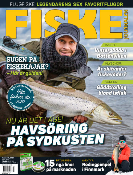 Fiskejournalen March 10, 2020 00:00