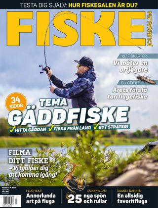 Fiskejournalen 2020-04-15