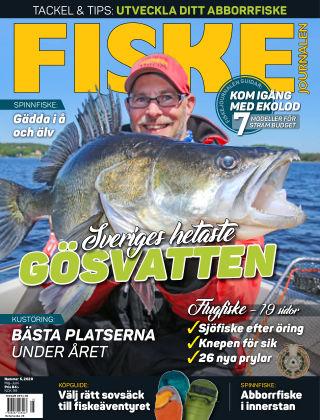 Fiskejournalen 2020-05-19