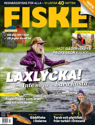 Fiskejournalen 2020-10-06