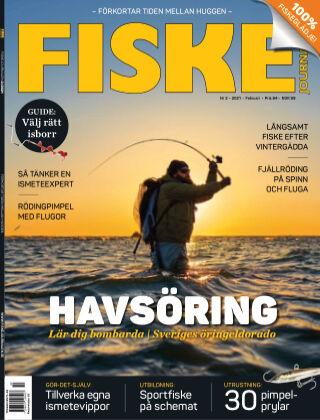 Fiskejournalen 2021-02-04