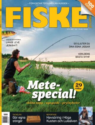 Fiskejournalen 2021-04-15