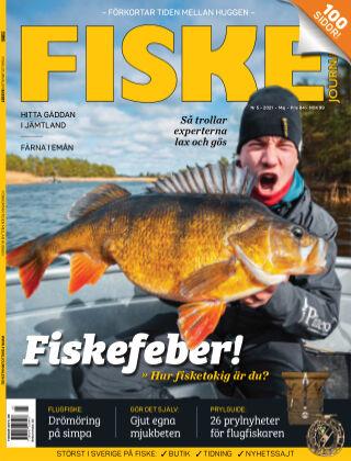Fiskejournalen 2021-05-25