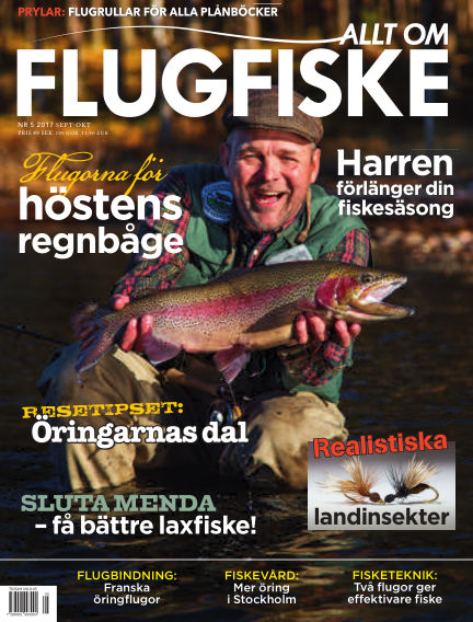 Allt om Flugfiske August 22, 2017 00:00