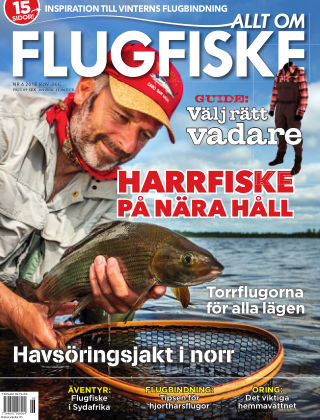 Allt om Flugfiske 2018-10-30