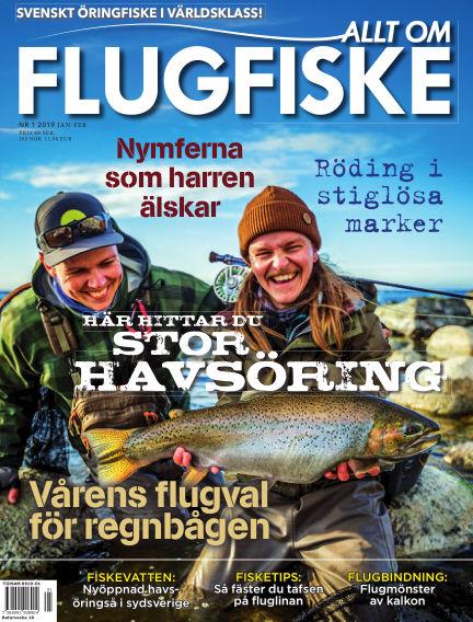 Allt om Flugfiske January 03, 2019 00:00