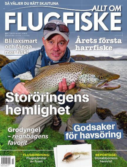 Allt om Flugfiske March 08, 2019 00:00