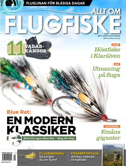 Allt om Flugfiske August 25, 2020 00:00