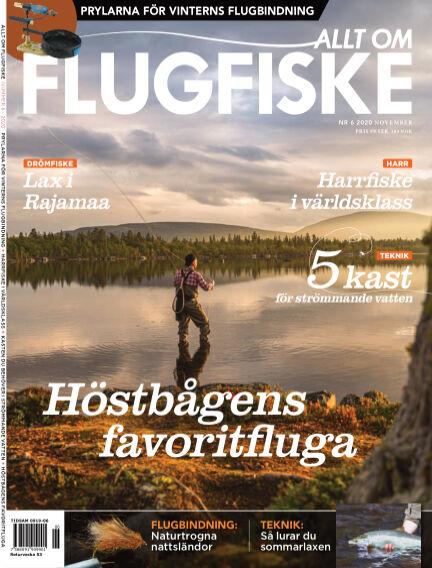 Allt om Flugfiske October 27, 2020 00:00