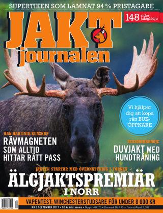 Jaktjournalen 2017-08-15