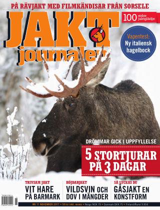 Jaktjournalen 2017-10-24