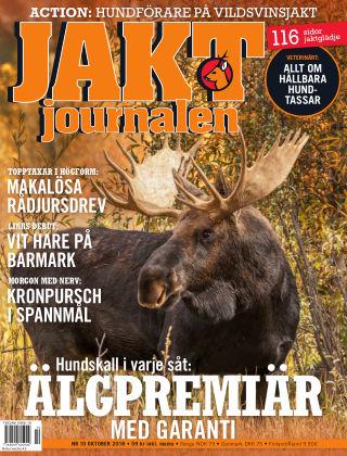 Jaktjournalen 2018-09-27